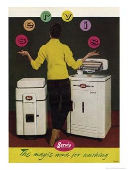 Serviswashingmachine