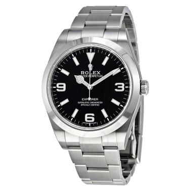 rolex-explorer-black-dial-stainless-steel-oyster-bracelet-automatic-mens-watch-214270bkaso